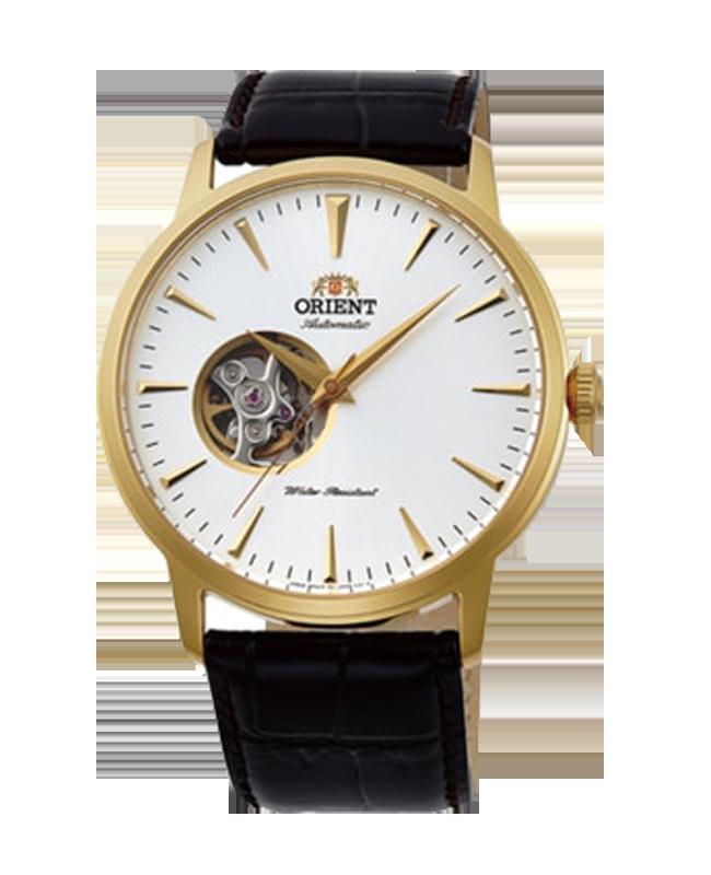 นาฬิกาผู้ชาย Orient รุ่น FAG02003W0, Esteem II Open Heart Automatic