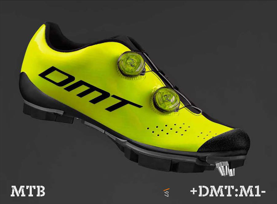 DMT M1 YELLOW FLUO BLACK