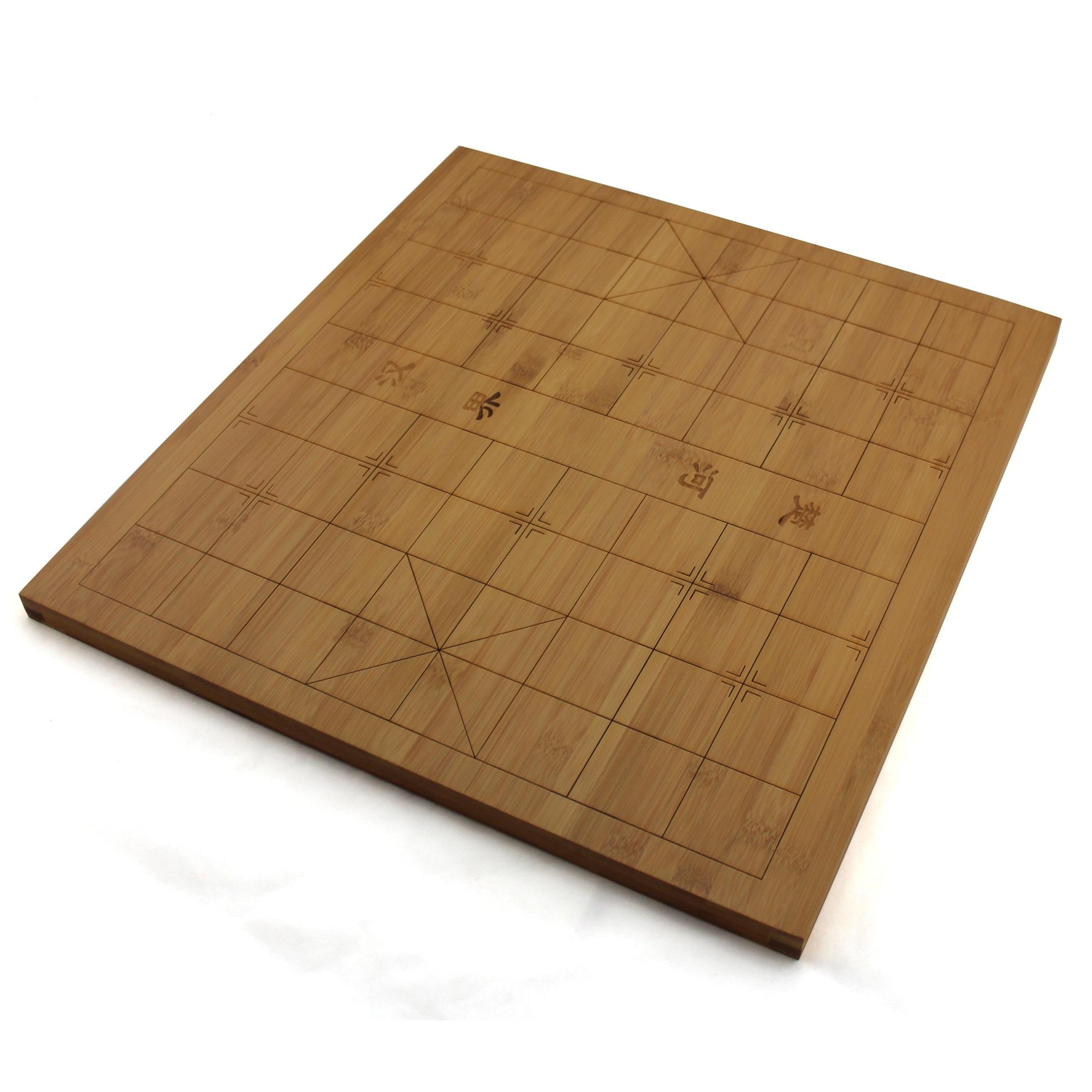 กระดานหมากรุกจีนไม้ไผ่