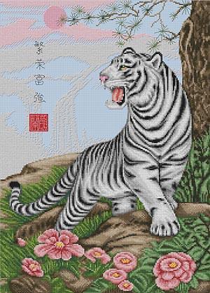 เสือขาว (ฝาน หยง ฟู่ เฉียง )