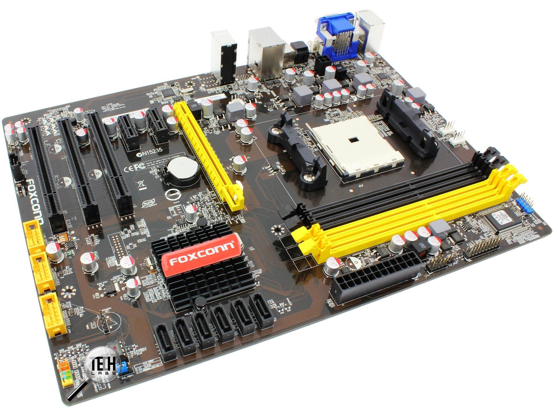 [FM1] Foxconn A55A