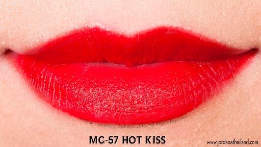 Matte Hot Kiss