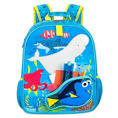 กระเป๋าเป้สะพายหลังปลาดอรี่ Disney Finding Dory Backpack