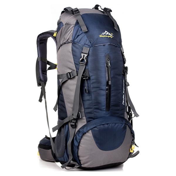 DF06 กระเป๋าเดินทาง สีกรมท่า ขนาดจุสัมภาระ 45+5 ลิตร