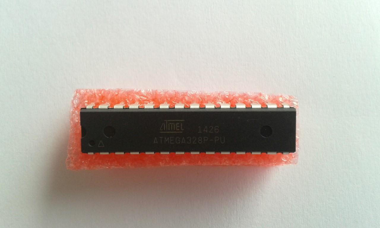 ATmega328P-PU DIP 28 (Arduino Bootloader)