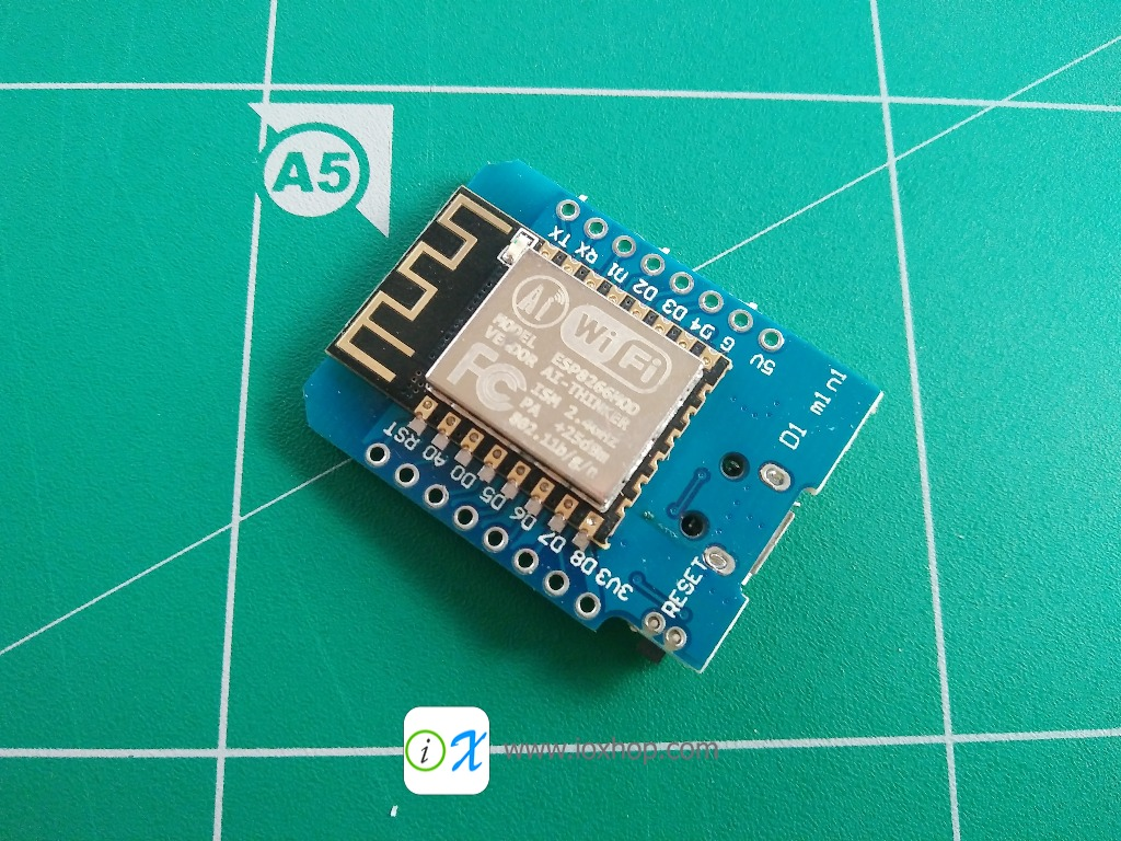 WeMos D1 mini (Compatible) Lua WIFI IoT ESP8266 Development Board