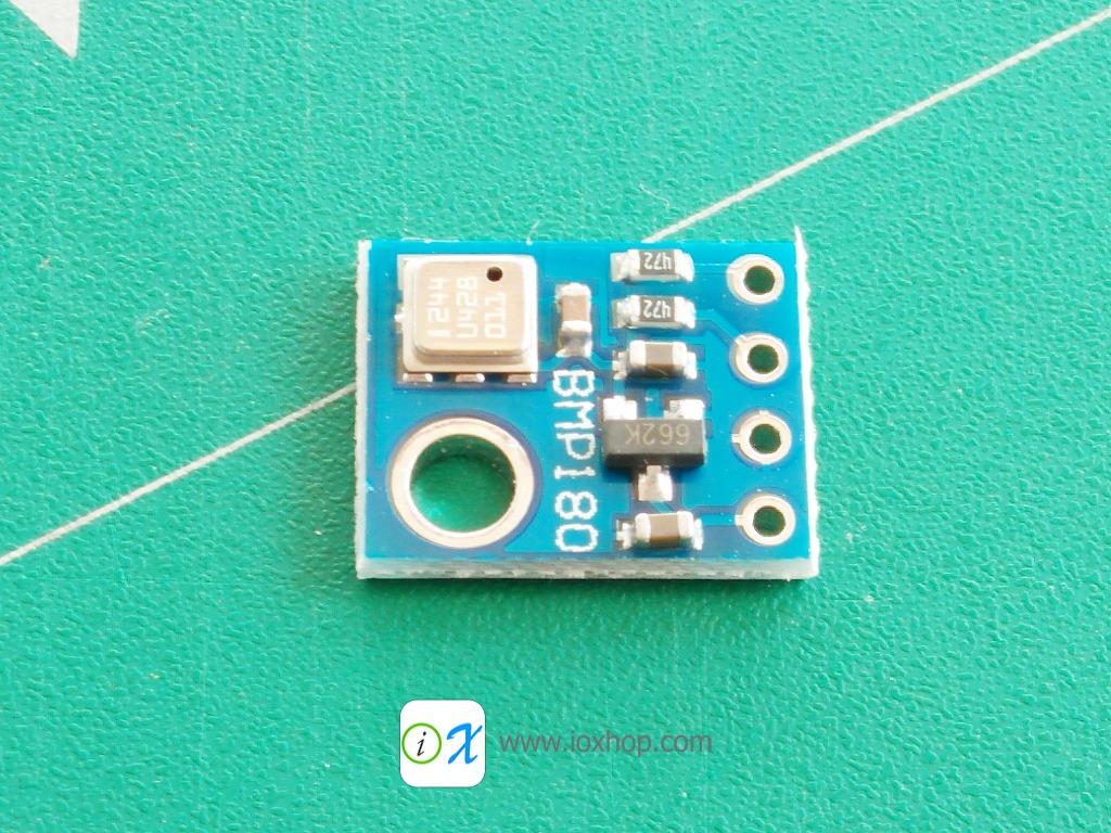 BMP180 Digital Barometric Pressure Sensor Board Module GY-68