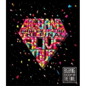 [PRE-ORDER] BIGBANG - 2013 BIGBANG ALIVE GALAXY TOUR LIVE CD [LIMITED EDITION]
