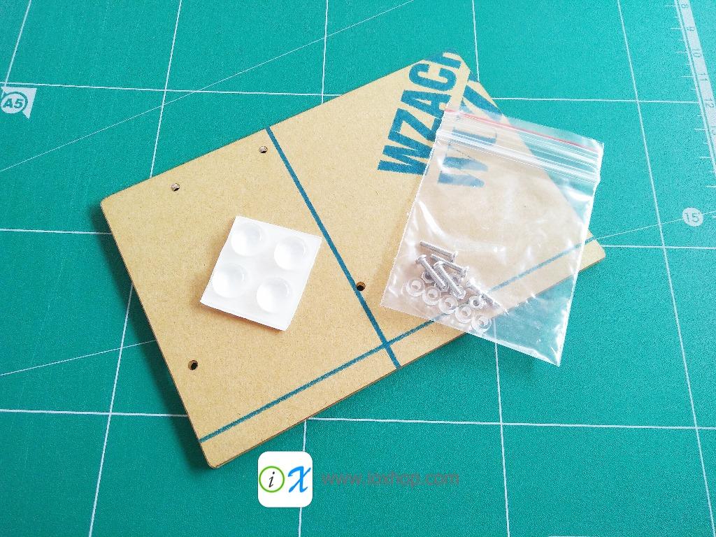 Universal Experimental Platform for Arduino UNO