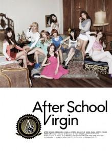"""[PRE-ORDER] AFTER SCHOOL - 1st Album """"VIRGIN"""""""