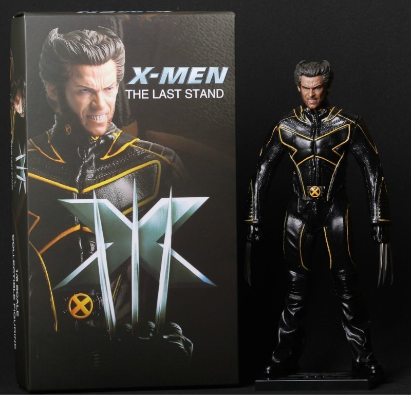 "Crazy Toys X-Men Wolverine The Last Stand 1/6 Scale 12"" NEW"