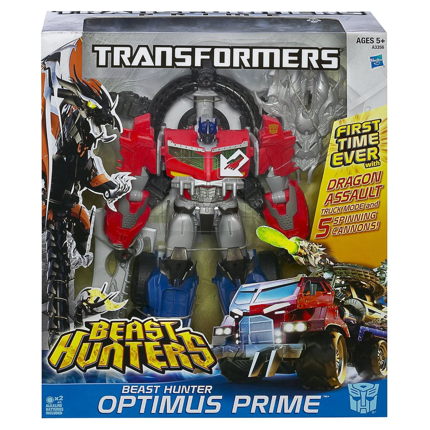 Transformers Beast Hunters Optimus Prime Ultimate class
