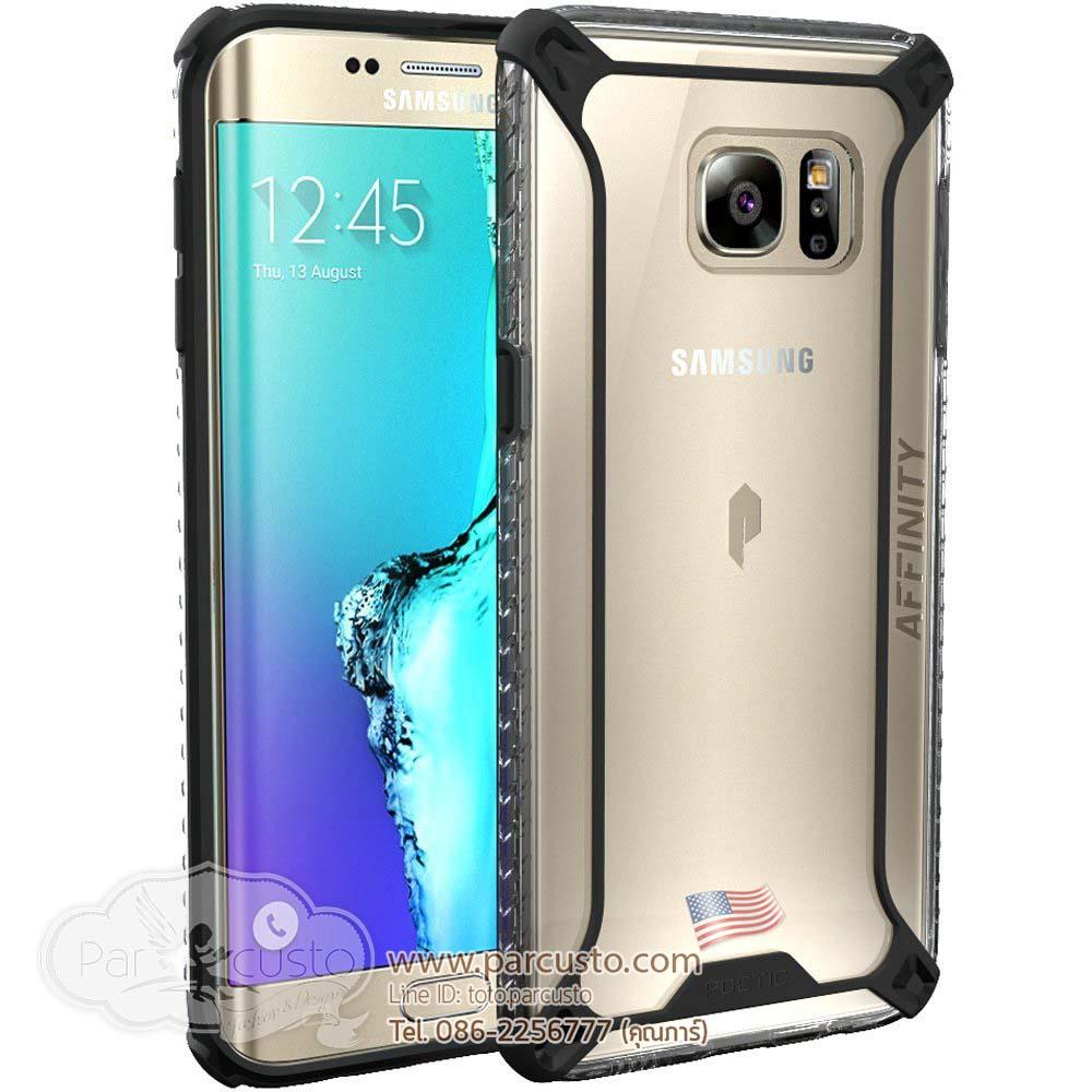 เคสกันกระแทก Samsung Galaxy S6 Edge Plus [Affinity Series] จาก Poetic [Pre-order USA]