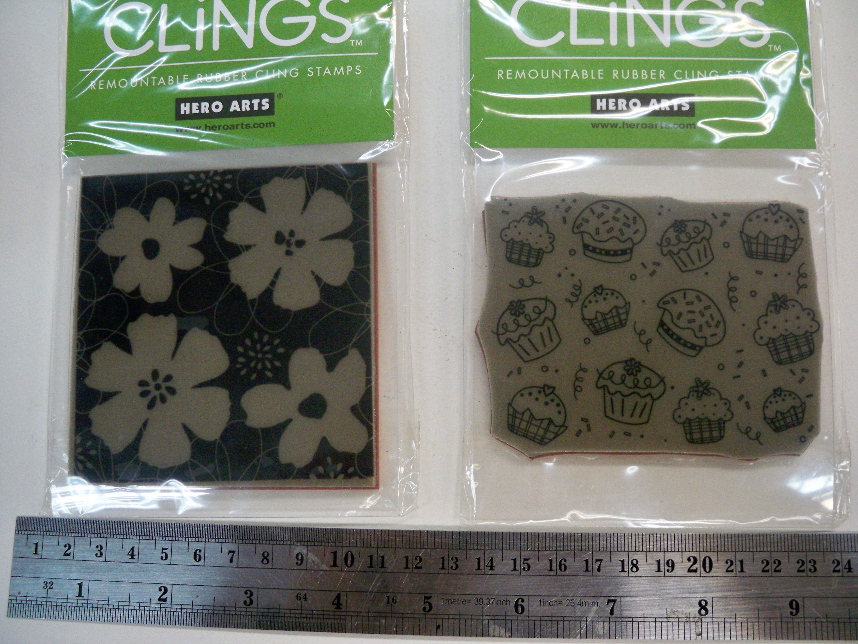 CLINGS ลายดอกไม้กับขนมหวาน