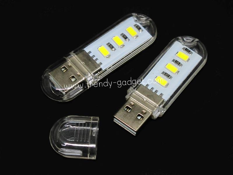 Mini USB LED Light 3K plus หลอดไฟแบบพกพา
