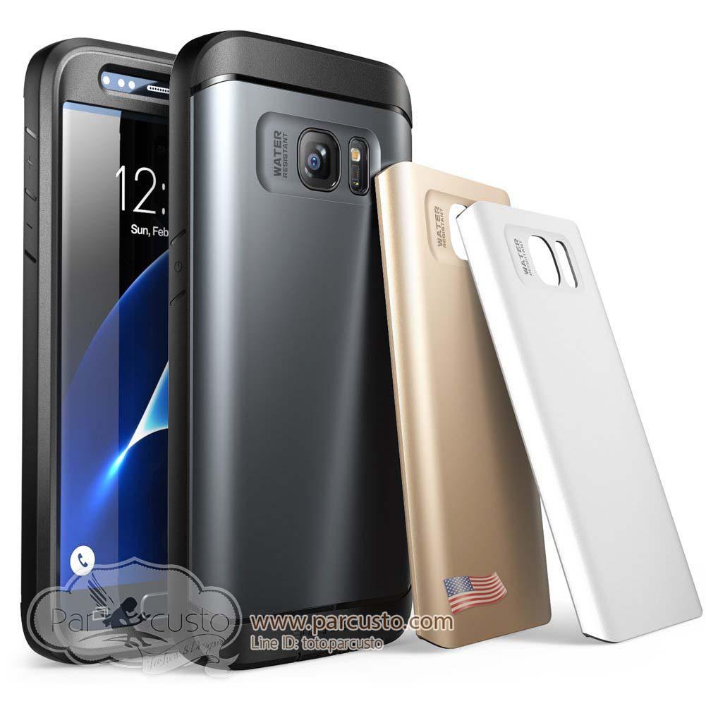 เคสกันกระแทก Samsung Galaxy S7 [กันหยดน้ำ] จาก SUPCASE [Pre-order USA]