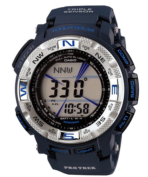 นาฬิกา คาสิโอ Casio PRO TREK DUAL-LAYER LCD รุ่น PRG-260-2