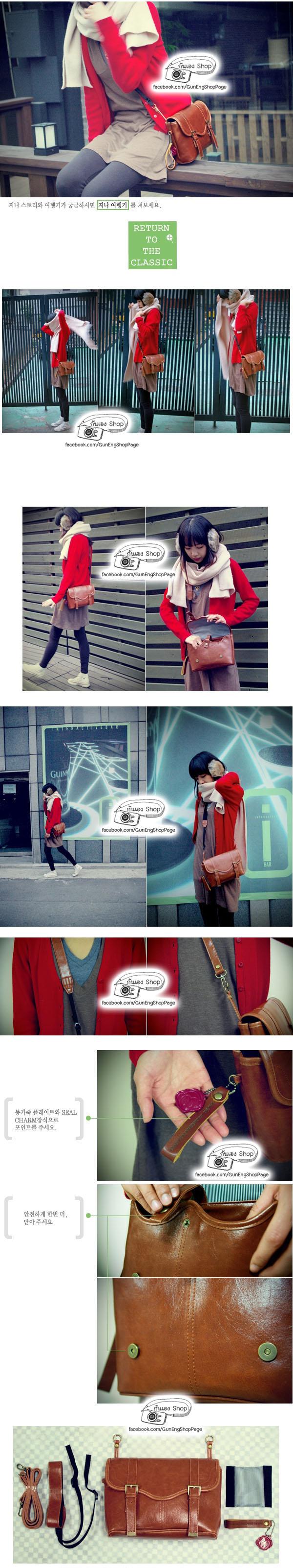 กระเป๋ากล้อง Beauty Bag