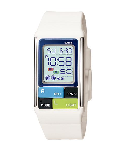 นาฬิกา คาสิโอ Casio POPTONE DIGITAL รุ่น LDF-50-7