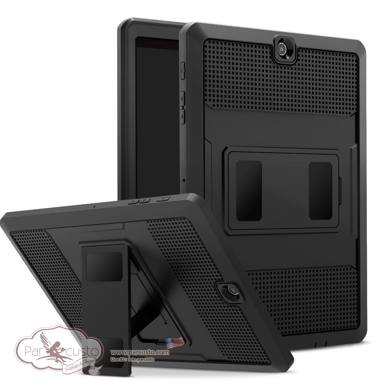 เคสกันกระแทก Galaxy Tab S2 9.7 [Heavy Duty] จาก MoKo [Pre-order USA]