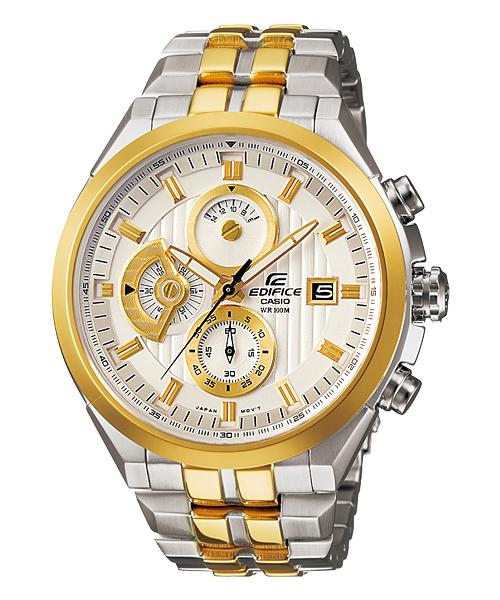 นาฬิกา คาสิโอ Casio EDIFICE CHRONOGRAPH รุ่น EF-556SG-7AV