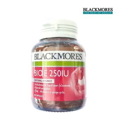 Blackmore Bio E 250iu 60's