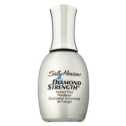 เคลือบใส Sally Hansen Diamond Strength Instant Nail Hardener .45-oz.