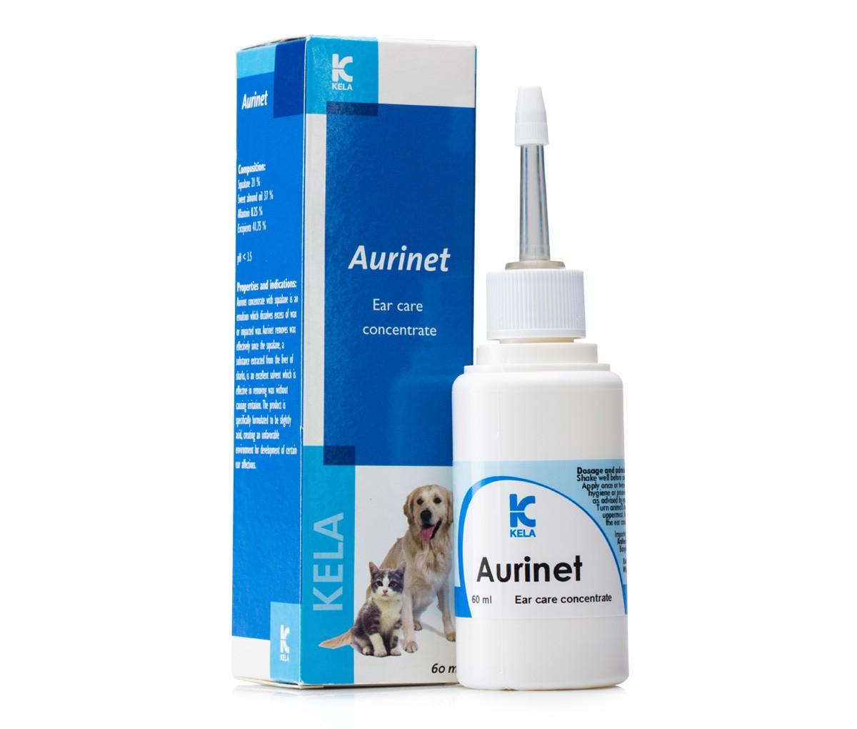 น้ำยาทำความสะอาดช่องหู Kela Aurinet