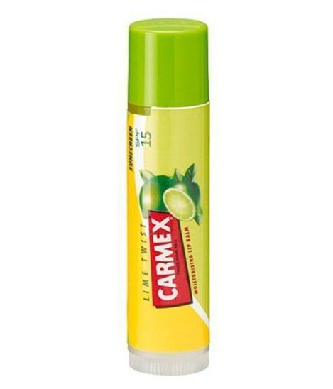 Carmex Lime Twist Stick 4.25g. แท่งหมุน