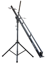 PROAIM 9ft Jib Arm with Tripod Stand Supporting Cameras weighing upto 6.8kg / 15lbs (P-9-TS)