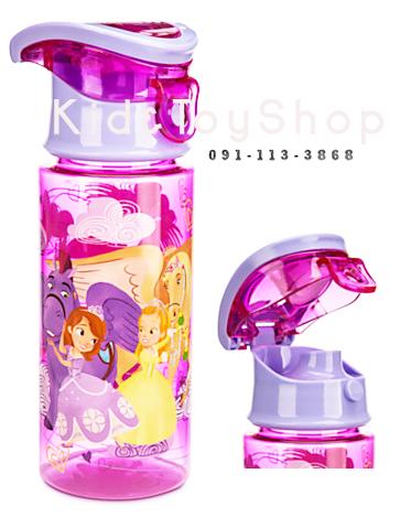 กระติกน้ำเด็กแบบยกดื่ม Sofia the first Disney USA