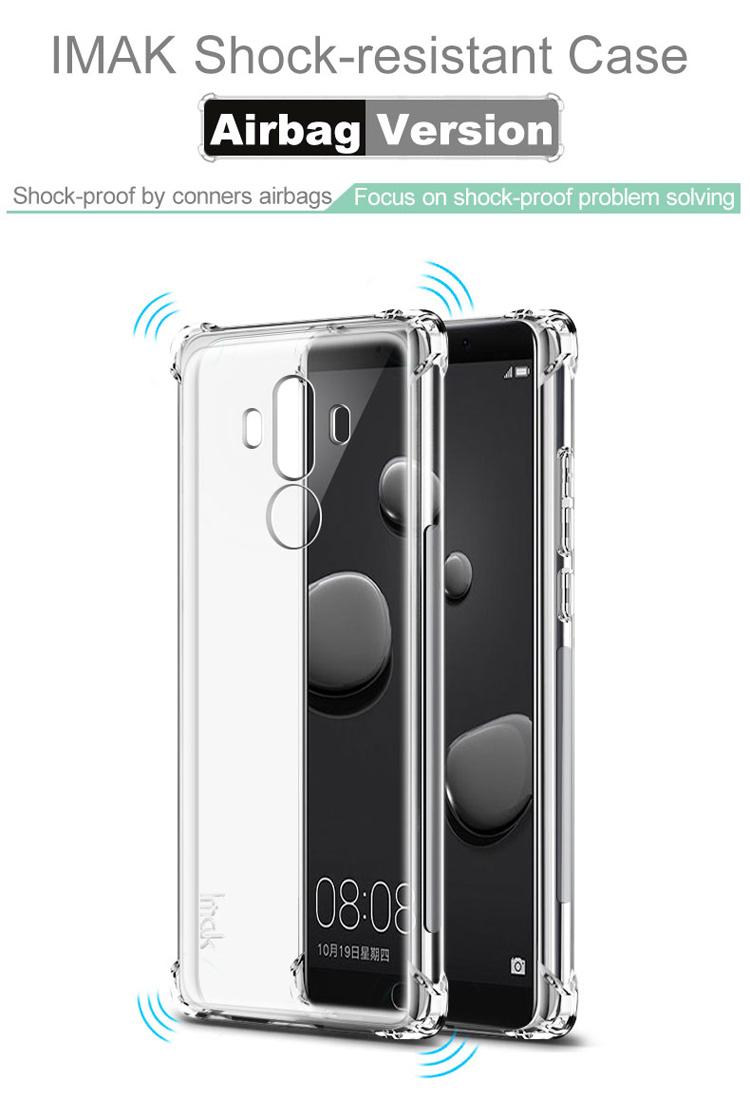 TPUใส กันกระแทก Huawei Mate 10 Pro
