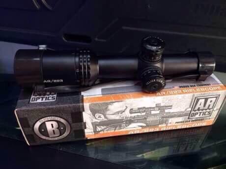 New.สโครปยิงไว Bushnell AR223 1-4×24 Specifications ราคาพิเศษ