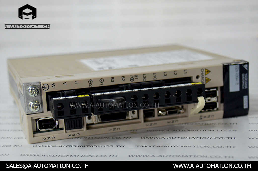 Servo Pack YASKAWA Model:SGDV-R90A11B