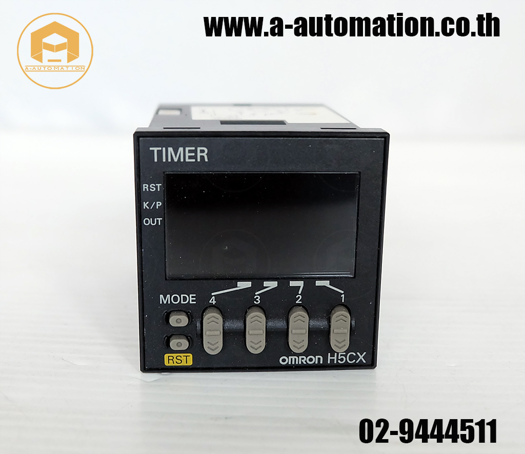 Timer Omron model:H5CX-L8 (สินค้าใหม่)