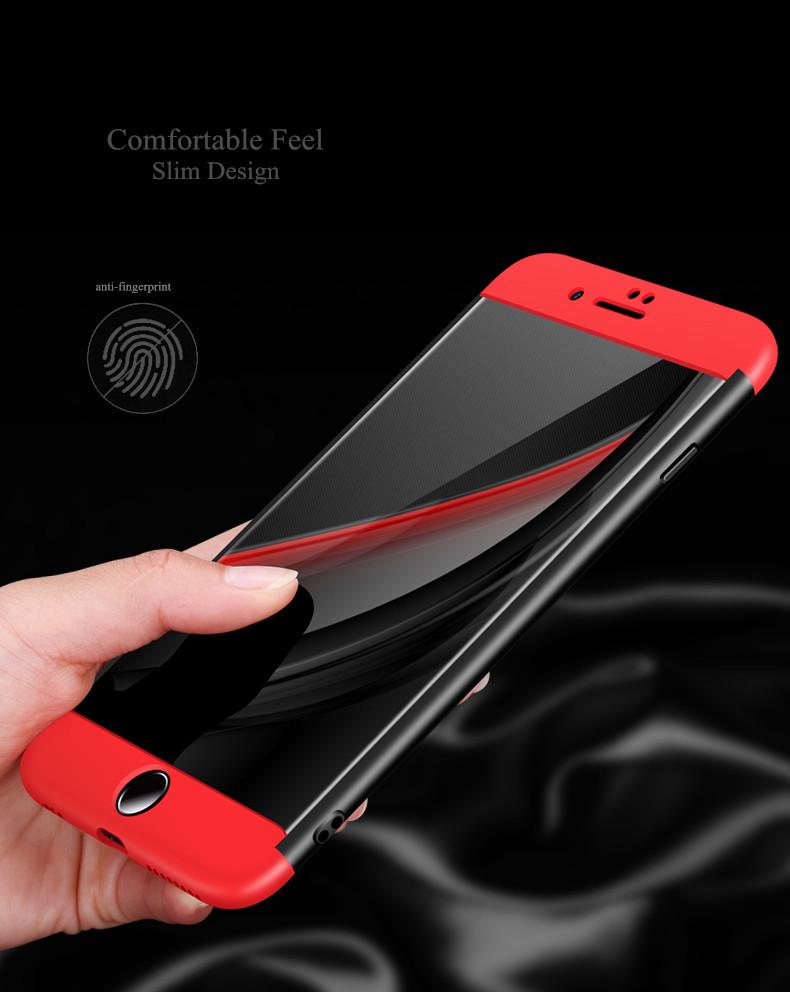 เคสประกบ 360 องศา(New) iphone6/6s