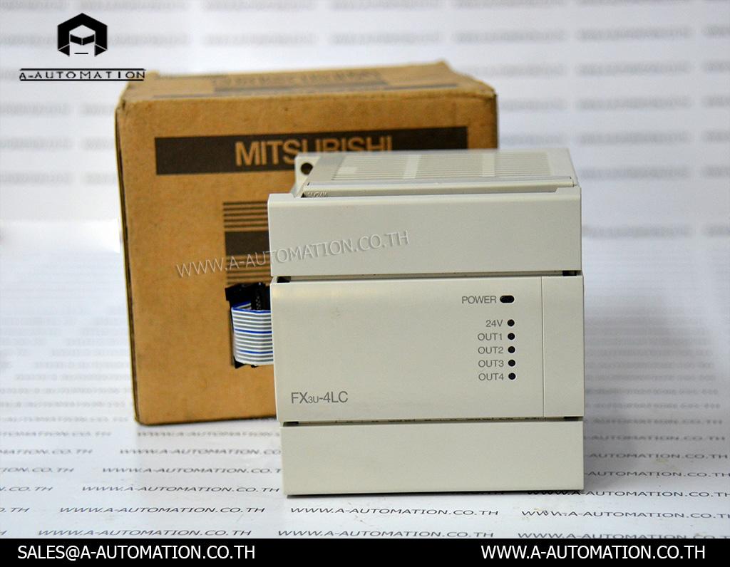 PLC Mitsubishi Model:FX3ULC