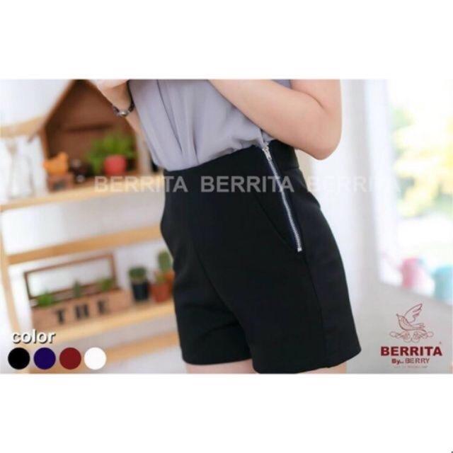 กางเกงขาสั้น Berrita By Berry เอว 31-32