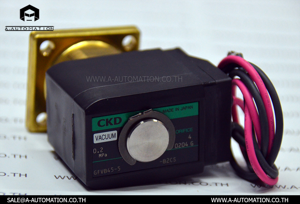 VACUUM MODEL:GFVB45-5-0-B2CS [CKD]