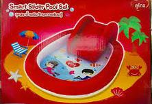Smart Slider Pool Set ชุดสระน้ำเพื่อการเรียนรู้ *** จัดส่งฟรี ปณ.พัสดุธรรมดาเท่านั้น