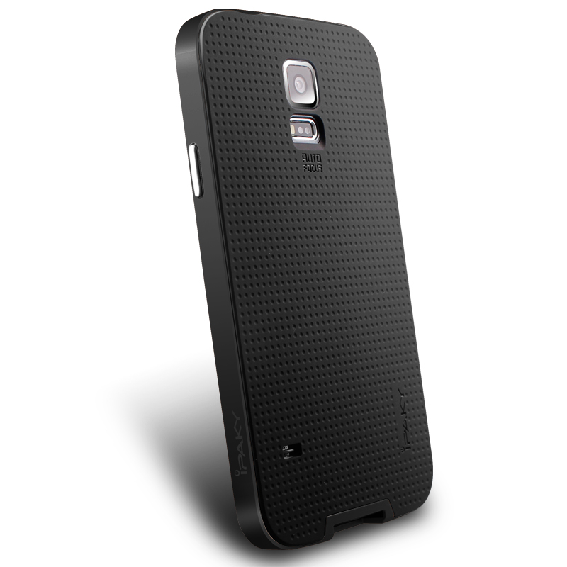 IPAKY Case Samsung Galaxy S 5 (Black)