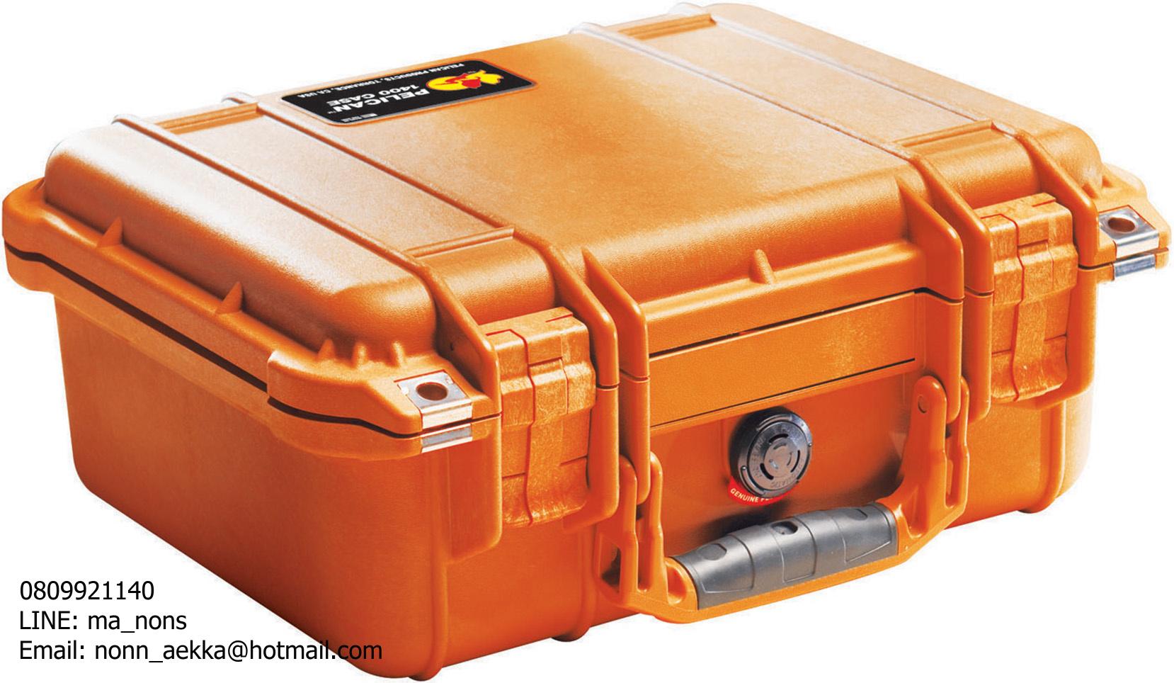PELICAN™ 1400 CASE WITH FOAM