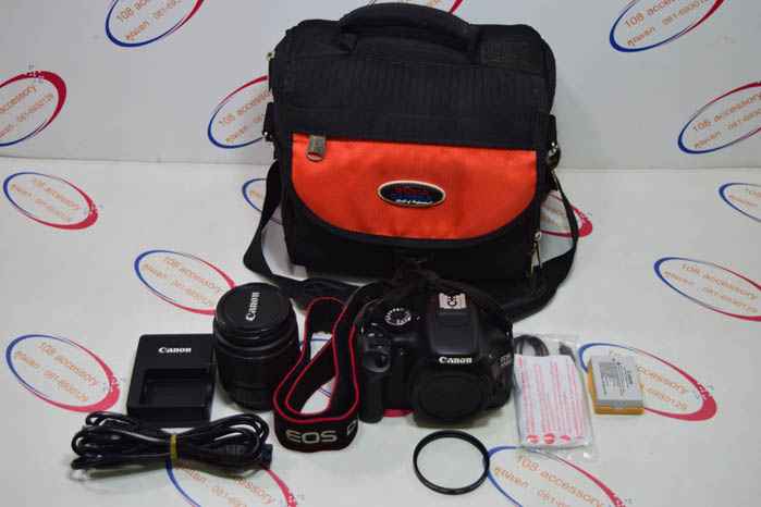 (Sold out)Canon EOS 550D + Lens 18-55mm IS