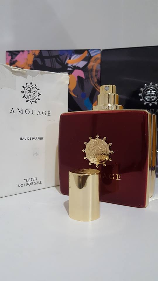 น้ำหอม Amouage Tester - Journey for women edp 100ml.