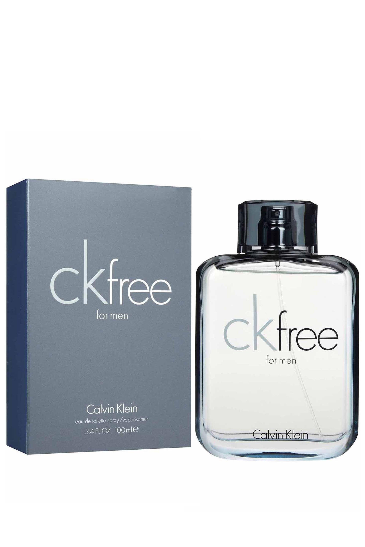 Calvin Klein free for men 100 ml.