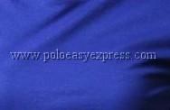 เสื้อยืดเด็ก สีน้ำเงิน คอวี แขนสั้น Size S