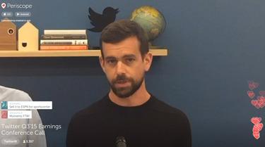 แจค ดอร์เซย์ CEO Twitter