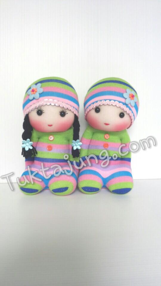 ตุ๊กตาถุงเท้า