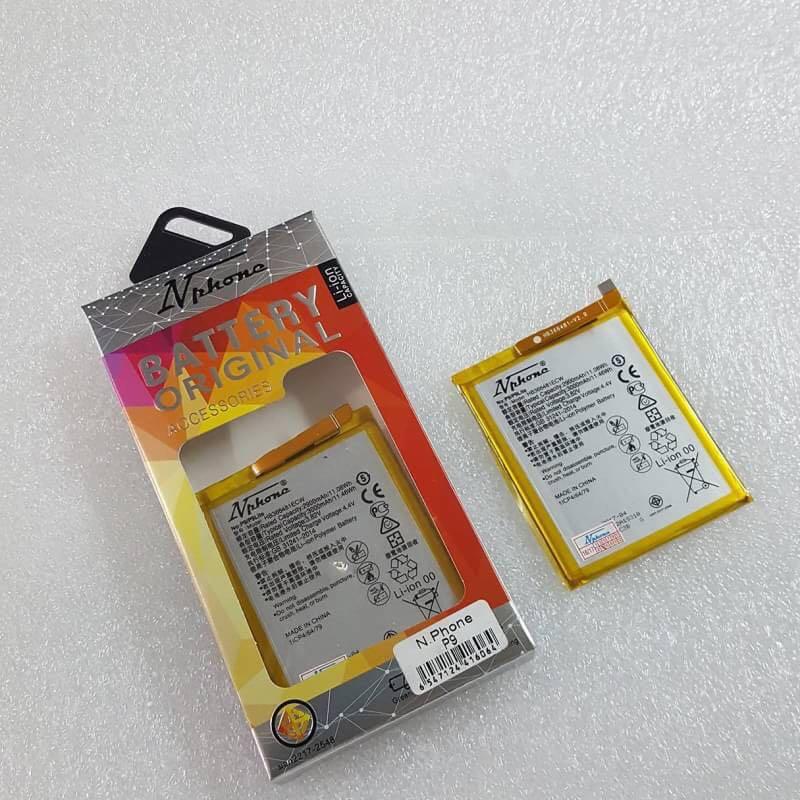แบตเตอรี่ ม.อ.ก ( ยี่ห้อ N-Phone ) huawei P9