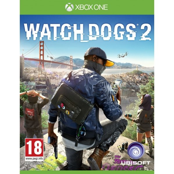 XONE WATCH DOGS2 : Z3